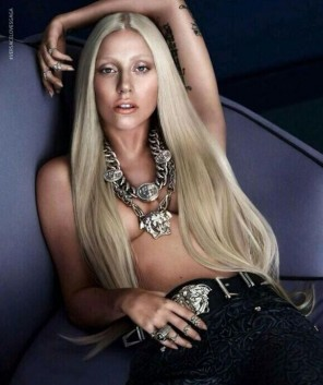 Lady Gaga as Donatella 1